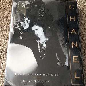 Chanel: Her style and her life by Janet Wallach